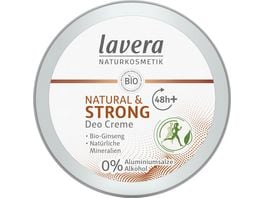 lavera Deo Creme Natural Strong