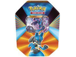 Pokemon Sammelkartenspiel Tin 89 Lucario V