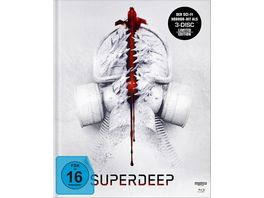 Superdeep Mediabook 4K Ultra HD 2 Blu rays