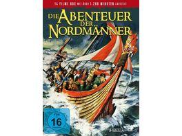 Die Abenteuer der Nordmaenner 5 DVDs