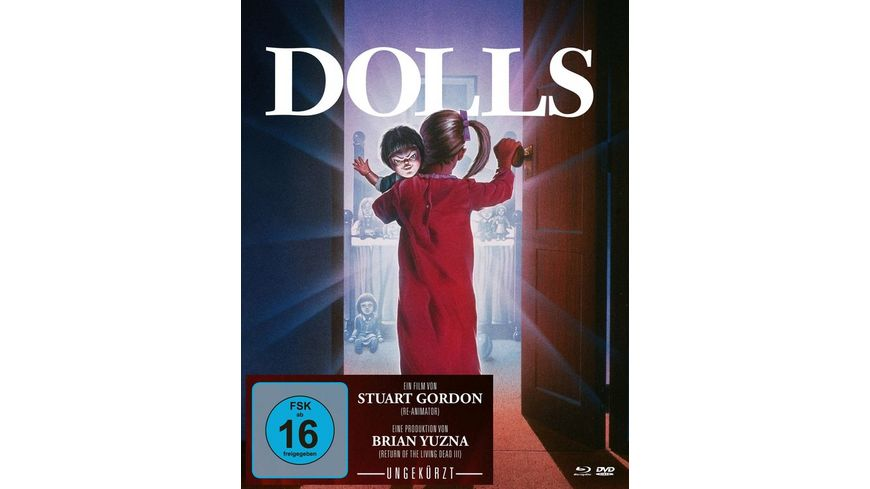 Dolls - Mediabook  (+ DVD)