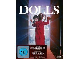 Dolls Mediabook DVD