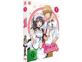 Maid sama Box 1 Episoden 1 14 2 DVDs