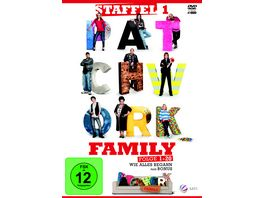 Patchwork Family Staffel 1 4 DVDs