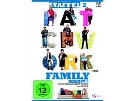 Patchwork Family Staffel 2 4 DVDs