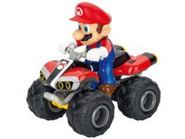 Carrera RC 2 4GHz Mario Kart Mario Quad