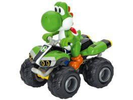 Carrera RC 2 4GHz Mario Kart Yoshi Quad