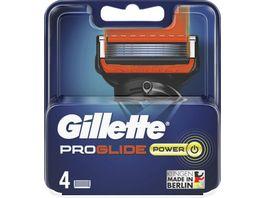 Gillette Klingen ProGlide Power System 4er