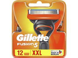 Gillette Klingen Fusion5 System 8er