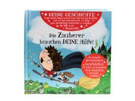 H H Maerchenbuch Zauberer Blanko