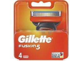 Gillette Klingen Fusion5 System