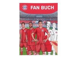 FC BAYERN Fanbuch
