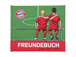 FC BAYERN Freundebuch Motiv 1
