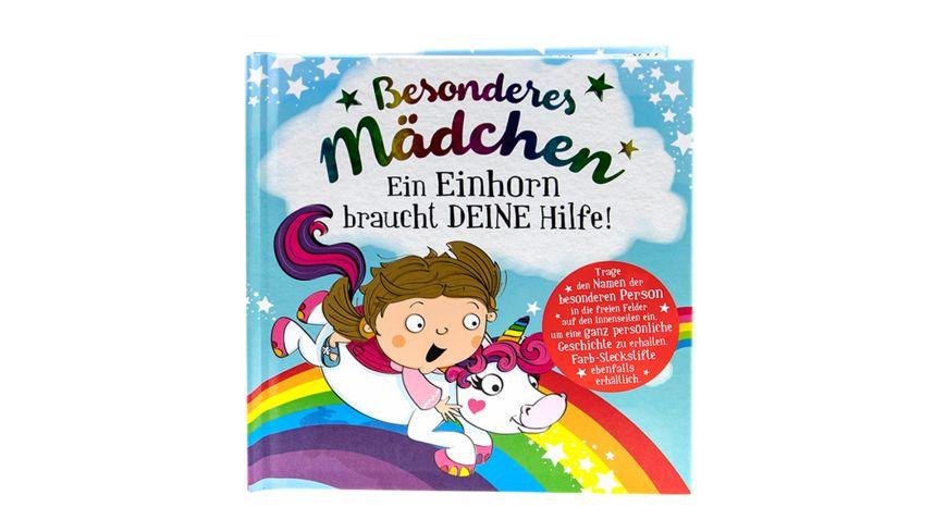H&H Märchenbuch Besonderes Mädchen