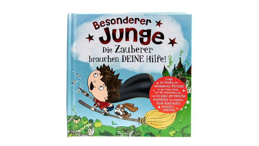 H&H Märchenbuch Besonderer Junge
