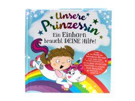 H H Maerchenbuch Unsere Prinzessin