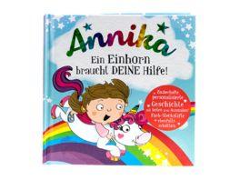 H H Maerchenbuch Annika