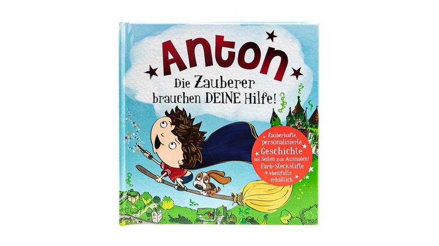 H&H Märchenbuch Anton