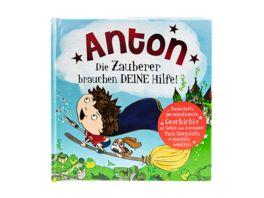 H H Maerchenbuch Anton