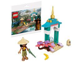 LEGO Disney 30558 Raya und der Ongi auf Abenteuer in den Heart Lands
