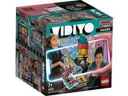 LEGO VIDIYO 43103 Punk Pirate BeatBox Music Video Maker Musikspielzeug