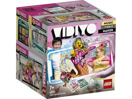 LEGO VIDIYO 43102 Candy Mermaid BeatBox Music Video Maker Musikspielzeug