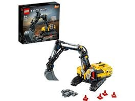 LEGO Technic 42121 Hydraulikbagger Bauset