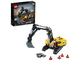 LEGO Technic 42121 Hydraulikbagger