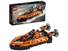 LEGO Technic 42120 Luftkissenboot fuer Rettungseinsaetze Bauset