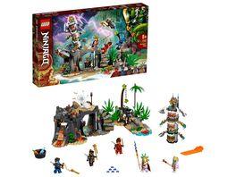 LEGO NINJAGO 71747 Das Dorf der Waechter Bauset