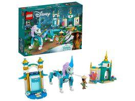 LEGO Disney Princess 43184 Raya und der Sisu Drache Bauset