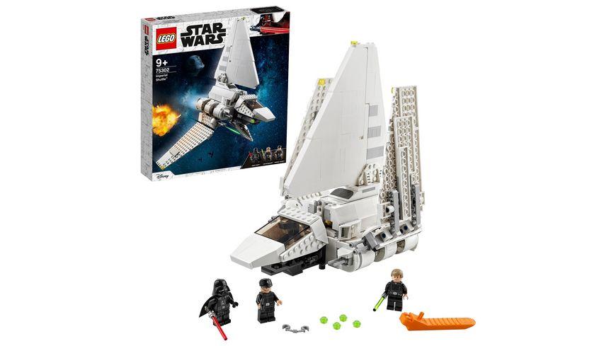 LEGO Star Wars 75302 Imperial Shuttle, Bauset