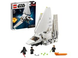 LEGO Star Wars 75302 Imperial Shuttle Bauset