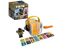 LEGO VIDIYO 43107 HipHop Robot BeatBox Music Video Maker Musikspielzeug