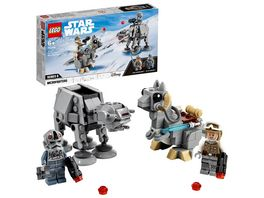 LEGO Star Wars 75298 AT AT vs Tauntaun Microfighters Bauset