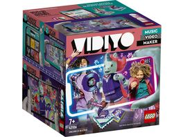 LEGO VIDIYO 43106 Unicorn DJ BeatBox Music Video Maker Musikspielzeug