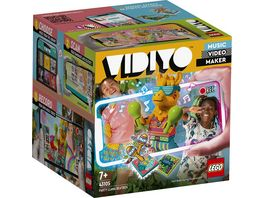 LEGO VIDIYO 43105 Party Llama BeatBox Music Video Maker Musikspielzeug