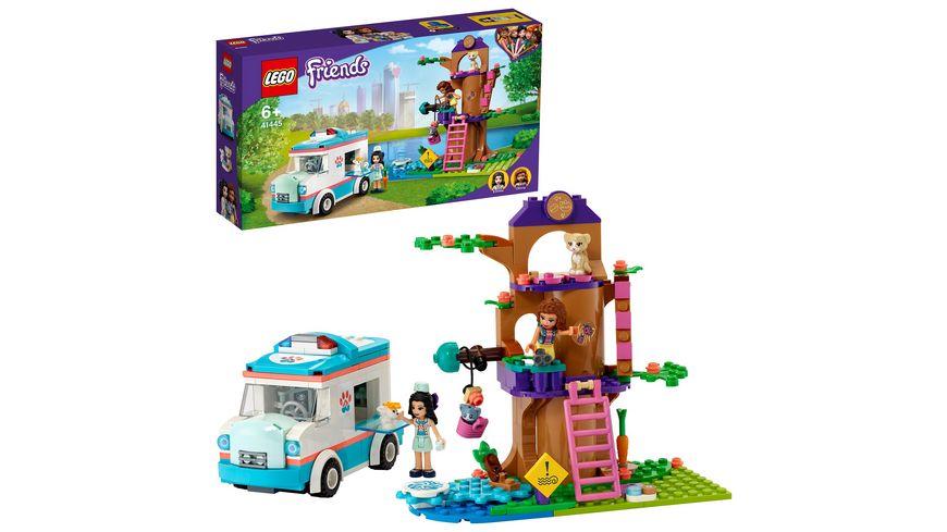 LEGO Friends 41445 Tierrettungswagen, Bauset