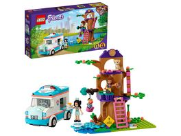 LEGO Friends 41445 Tierrettungswagen Bauset