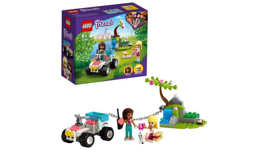 LEGO Friends 41442 Tierrettungs-Quad, Bauset