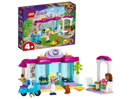 LEGO Friends 41440 Heartlake City Baeckerei Bauset
