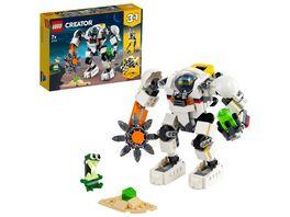 LEGO Creator 31115 3 in 1 Set Weltraum Mech Bauset