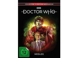 Doctor Who Vierter Doktor Meglos LTD 2 BRs