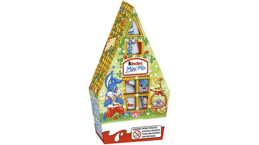 Ferrero Kinder Mini Mix Haus