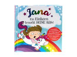 H H Maerchenbuch Jana
