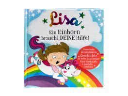 H H Maerchenbuch Lisa