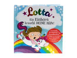 H H Maerchenbuch Lotta