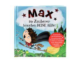 H H Maerchenbuch Max
