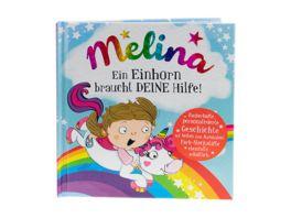 H H Maerchenbuch Melina