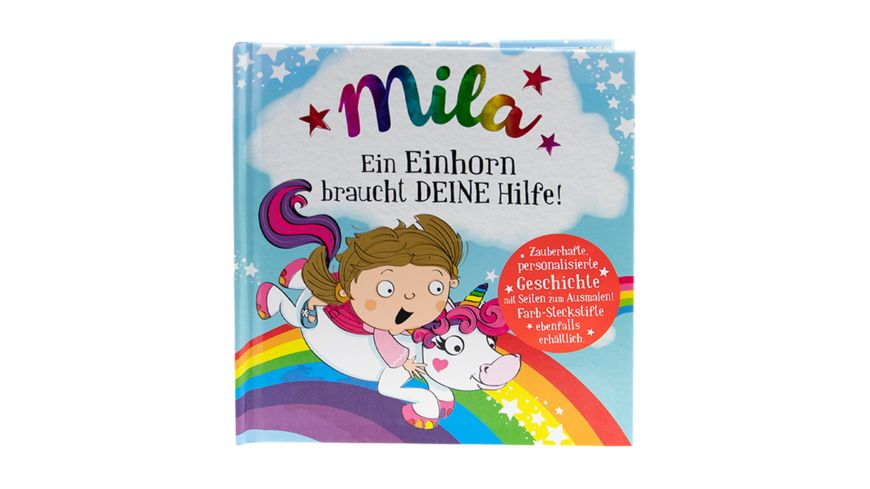 H&H Märchenbuch Mila